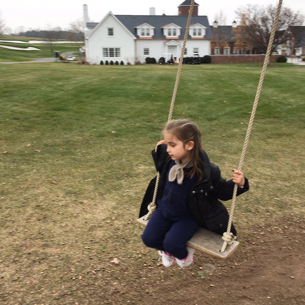 Swinging into the weekend #thanksgiving