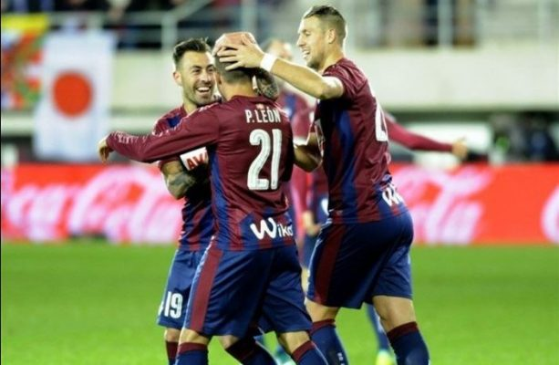 Video: Eibar vs Real Betis