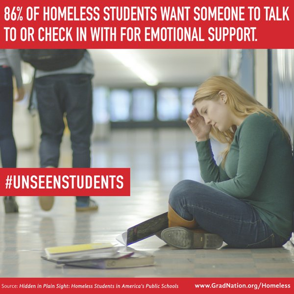 Hidden In Plain Sight Homeless Students >> Unseenstudents Hashtag On Twitter