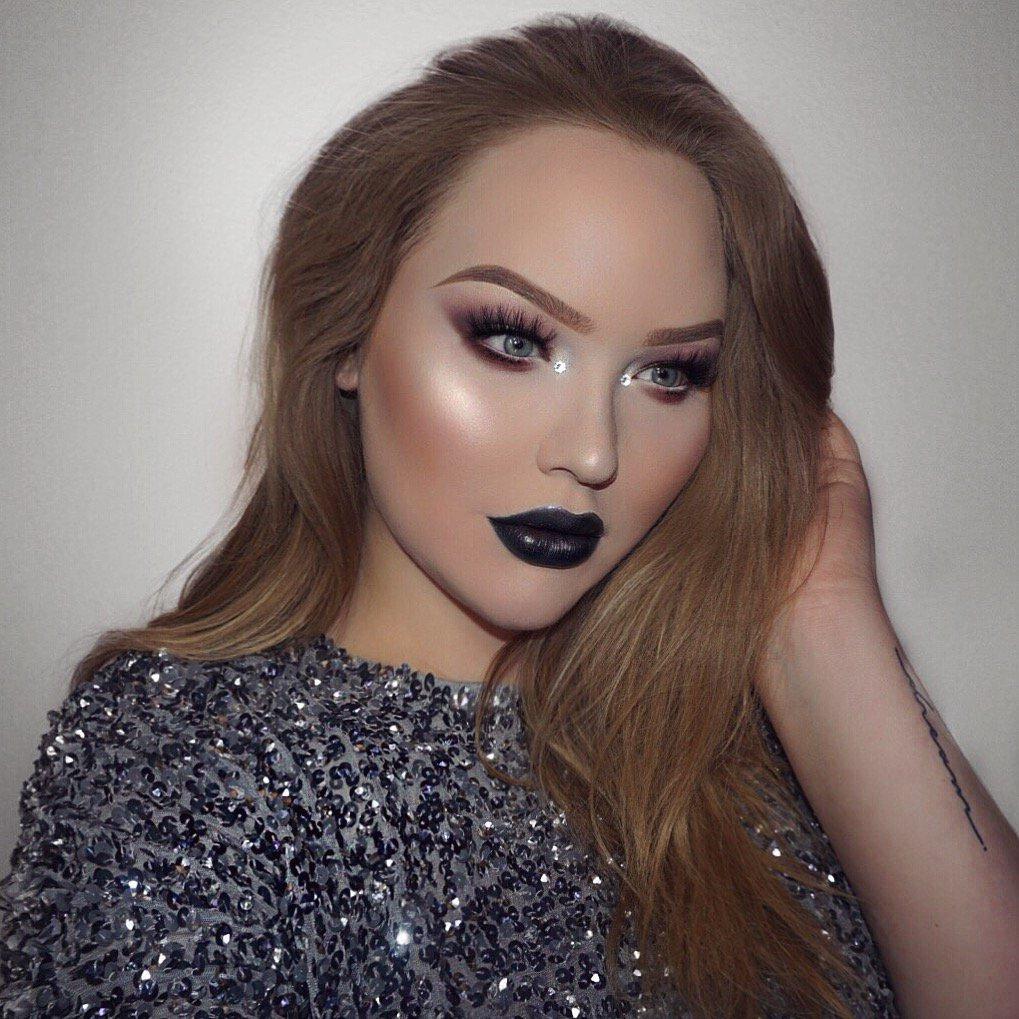 Nikkietutorials Makeup Looks >> Nikkietutorials On Twitter Behold The Most Basic Ass Black