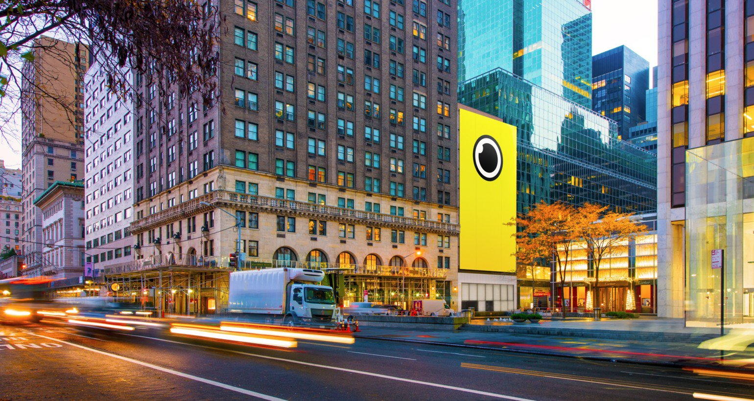 Snapchat's Spectacles just opened a New York pop-up store https://t.co/IL8DCLcCvg https://t.co/e9veef9tFy