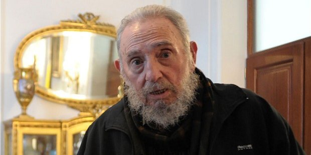 Former Cuban leader Fidel Castro dead at age 90, state-run media reports https://t.co/vVXOrN5va9 https://t.co/XbfPMEELaN