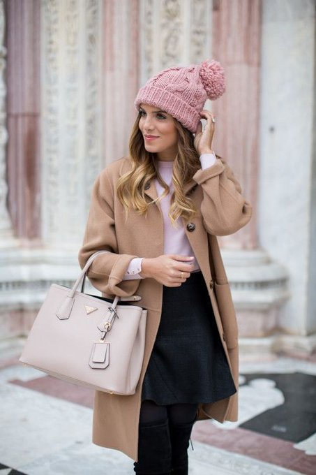 Holiday In Blush