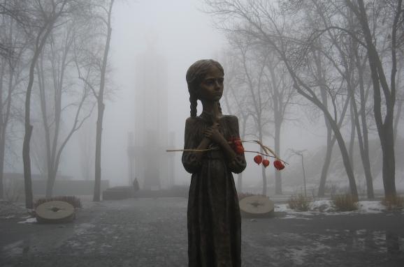 """""""Украина помнит"""", - Порошенко почтил память жертв Голодоморов - Цензор.НЕТ 5592"""