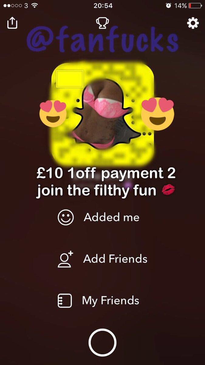 Snapchat gangbang