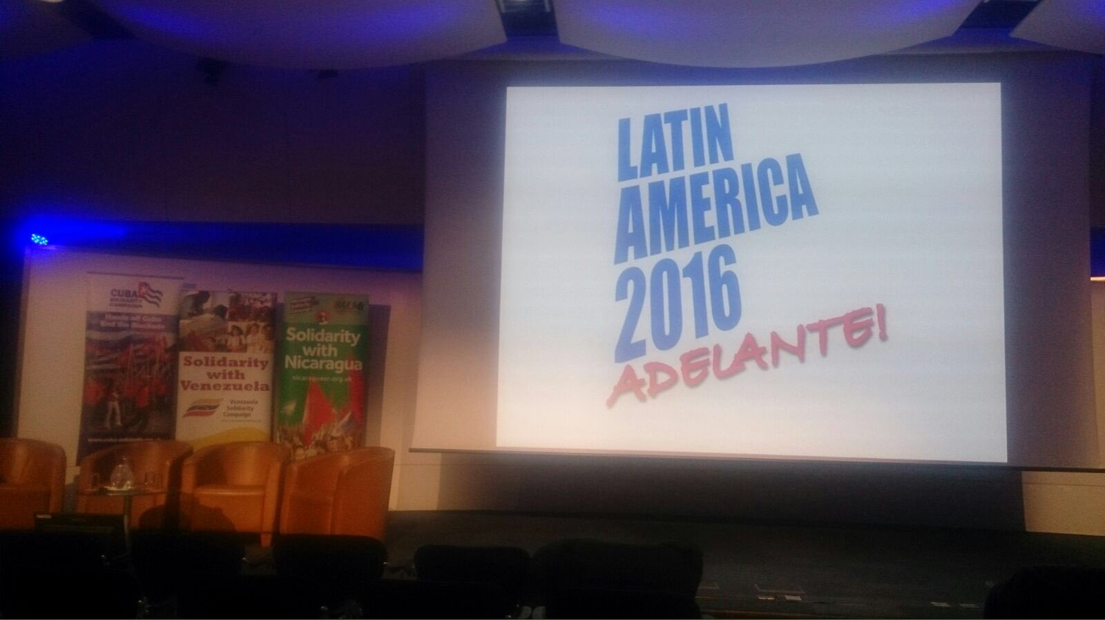 Ready to go! We'll say goodbye to Fidel together, as we celebrate resistance in #LatAmerica16 https://t.co/Yx2RulDVUk https://t.co/E4boUDcN7c