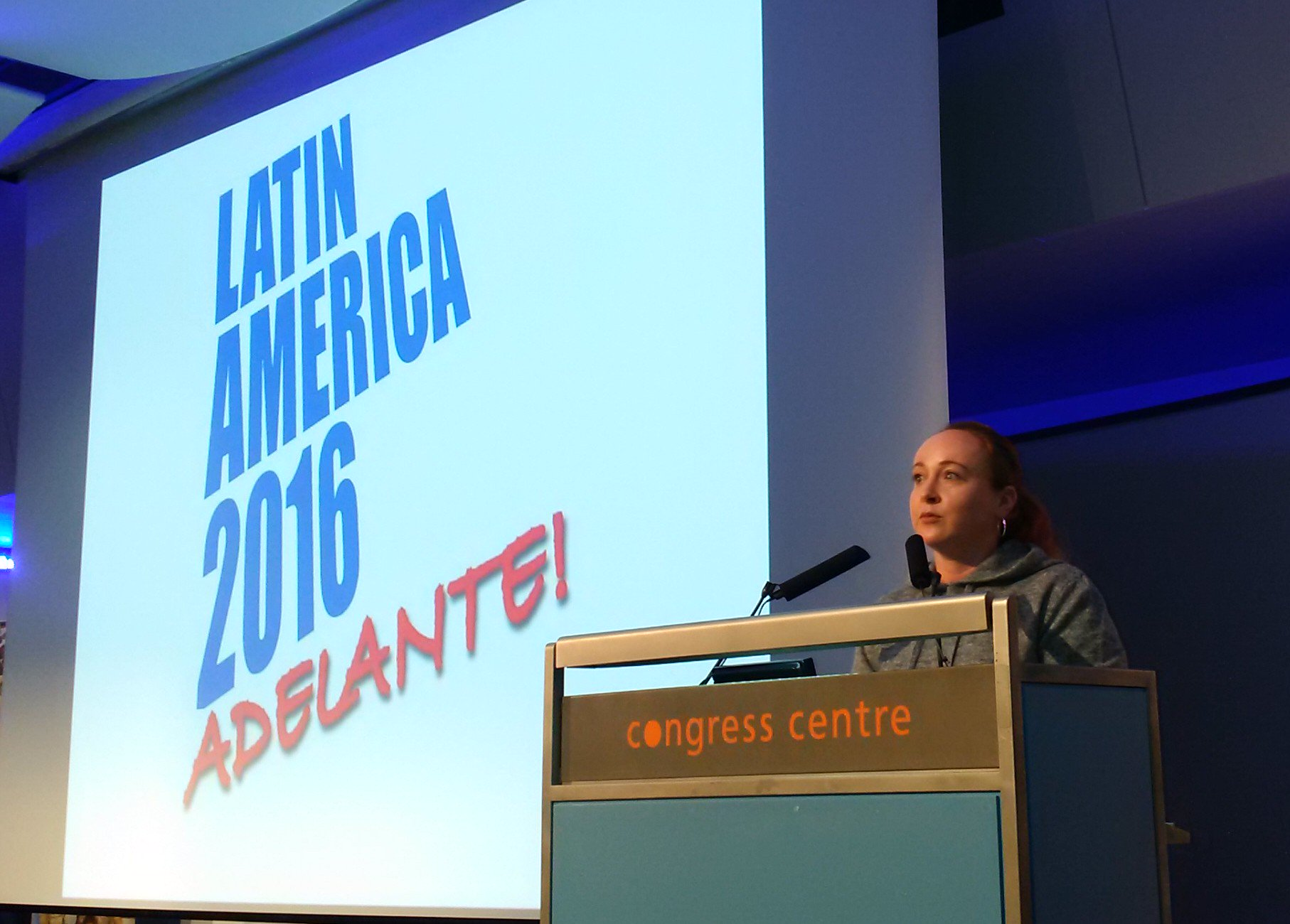 Tracy Delaney shares experience of recent @UNISON_global visit to Colombia @JFColombia @alboradafilms #LatAmerica16 https://t.co/YXZVELhx79