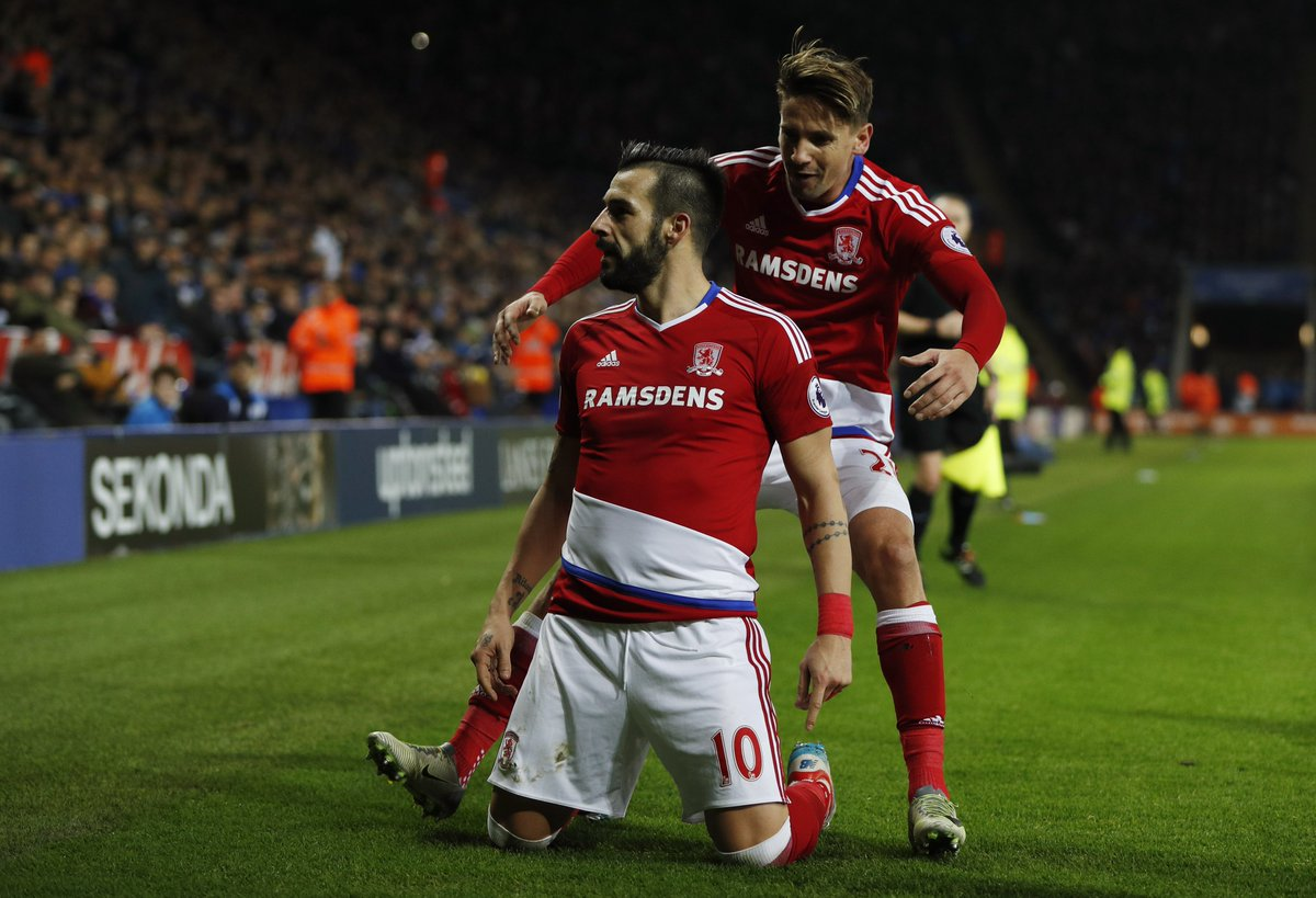 Video: Leicester City vs Middlesbrough