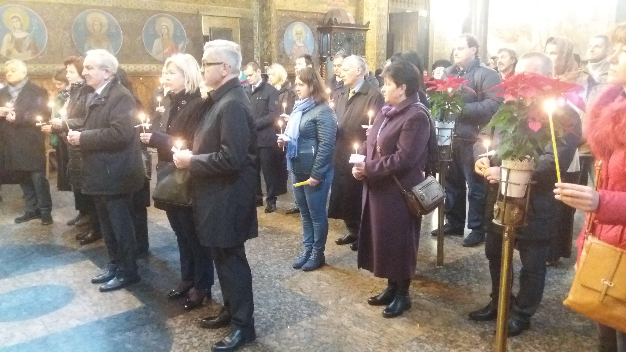 #Holodomor В Софії відбулася  поминальна літургія з нагоди вшанування жертв Голодоморів в Україні https://t.co/u8jHVhyzcG