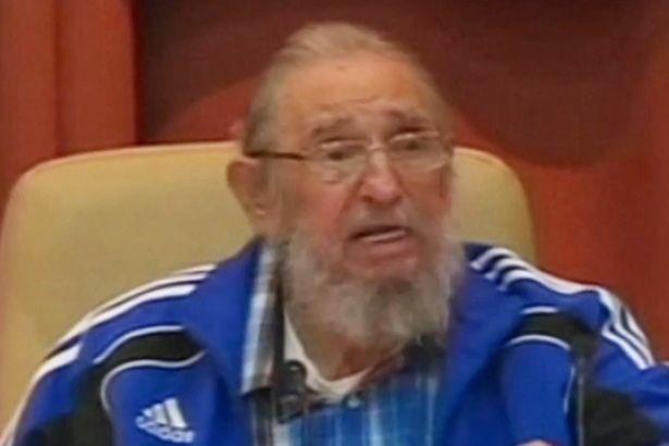 Ha muerto Fidel Castro , que Dios lo perdone, YO NO https://t.co/yFp3n8WJkv