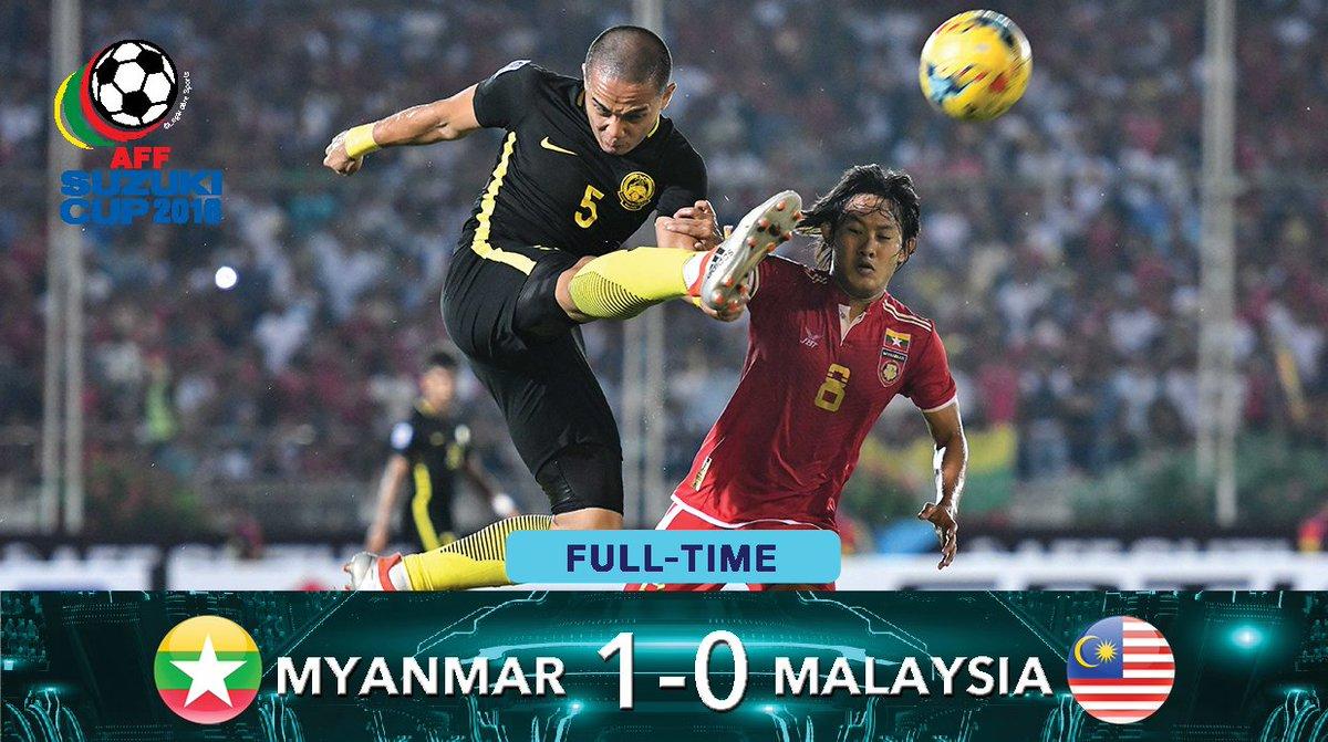 Video: Myanmar vs Malaysia