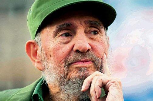 In many ways, after 1959, the oppressed the world over joined Castro's cause of fighting for freedom & liberation-he changed the world. RIP https://t.co/ReOLnMCxE7