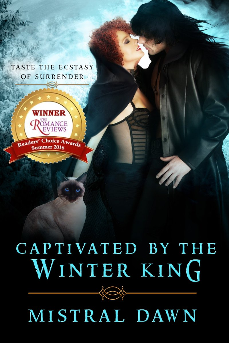 #Paranormal #Romance Guild's 5* #Review of #Captivated By The #Winter #King! https://t.co/Z7DHu3St4t https://t.co/ktYNAFgYeC