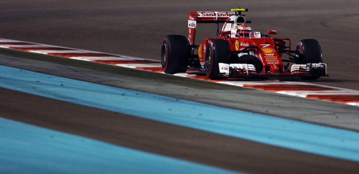 F1 2016 Abu Dhabi Nagydíj - Az időmérő végeredménye!