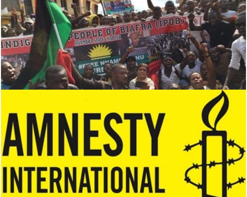 We gladly and unreservedly commend the authorities of Amnesty International - UK for their courage, in-depth investigation, analysis & apt findings…
