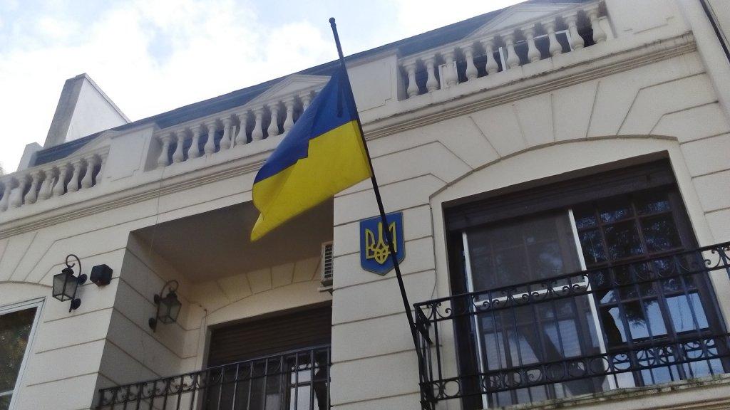 En @UKRinARG se conmemoró la memoria de las víctimas de los Holodomores en Ucrania https://t.co/U9437pFKNY #Holodomor #WeRemember https://t.co/f5ncCesJaF