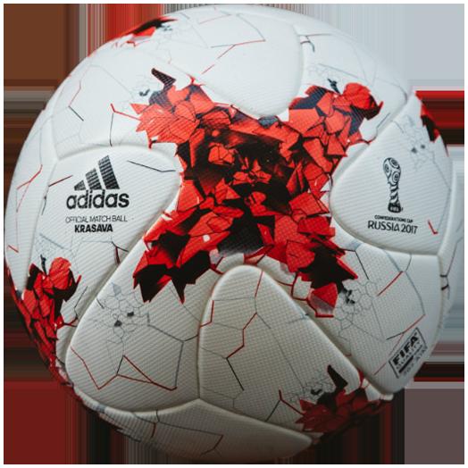 ¡El balón oficial de la  ConfedCup hace su aparición! ⚽ 👌🏼 b75dd7ac1eed0