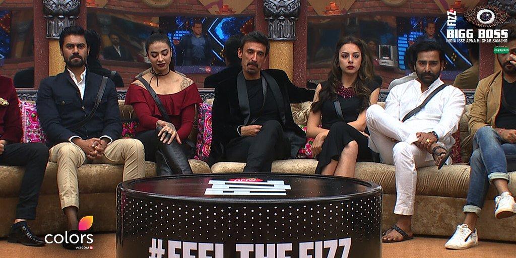 बिग बॉस 10 एपिसोड रिव्यू : जानिए क्या हुआ जब शो के मेहमान बने गौतम गुलाटी और मंदाना करीमी !
