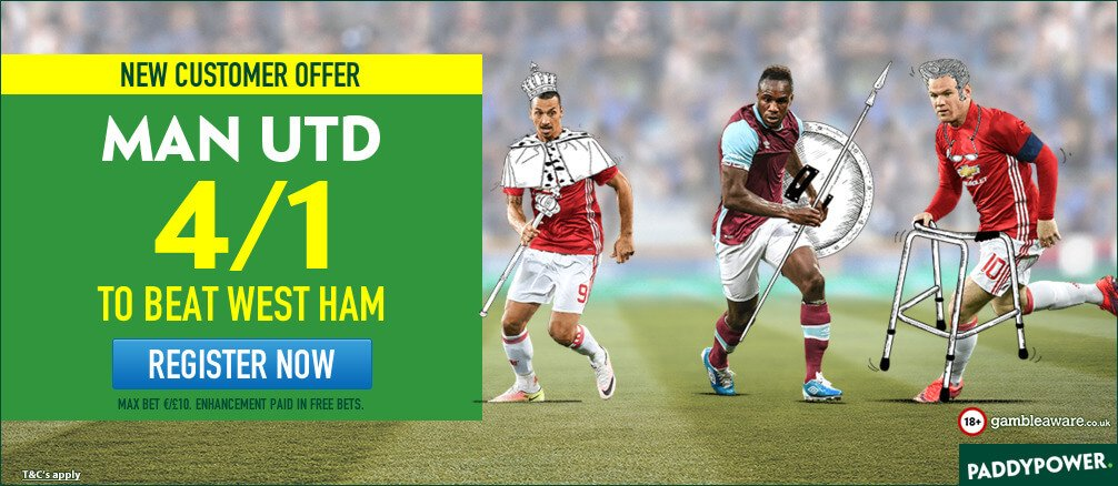 Paddy Power Price Boost