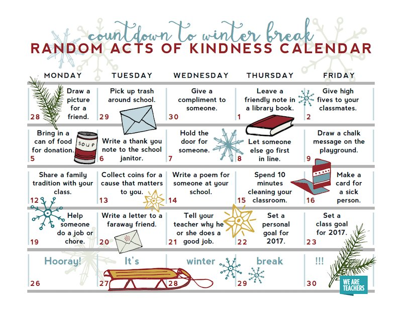 random act of kindness essay A 750 word essay discussing a time that you performed a random act of kindness for someone or a time where you were on the receiving end of a random act of kindness, and the effects of the event on everyone involved.