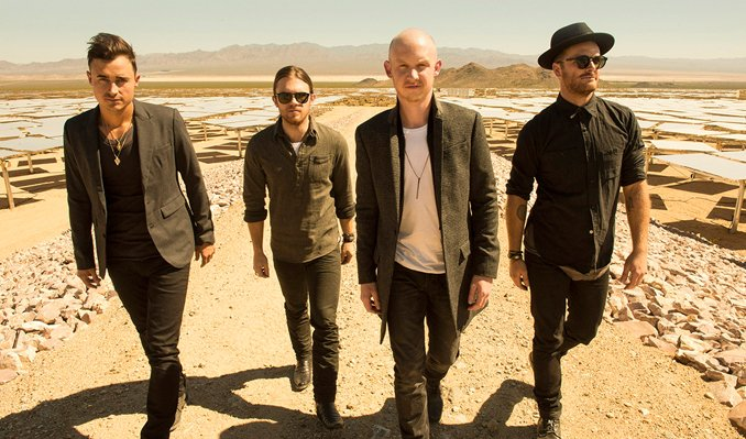 Spend your evening with @TheFray TONIGHT @1STBANK_Center! Ft. @aauthorsmusic! Doors at 7pm! Tickets available on @AltitudeTickets. https://t.co/aZAZXRqySn