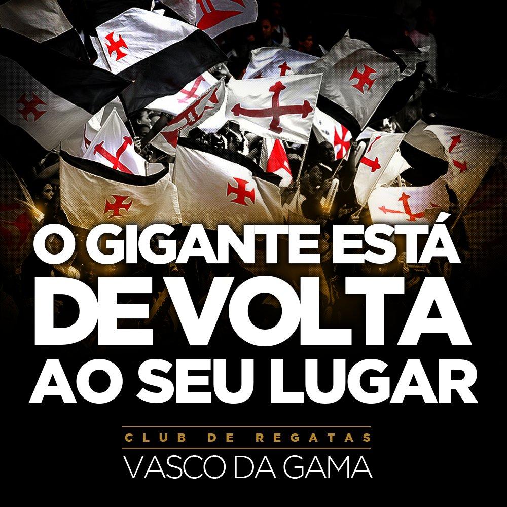 Com gols de Thalles, Vasco vence Ceará e está de volta à Série A.