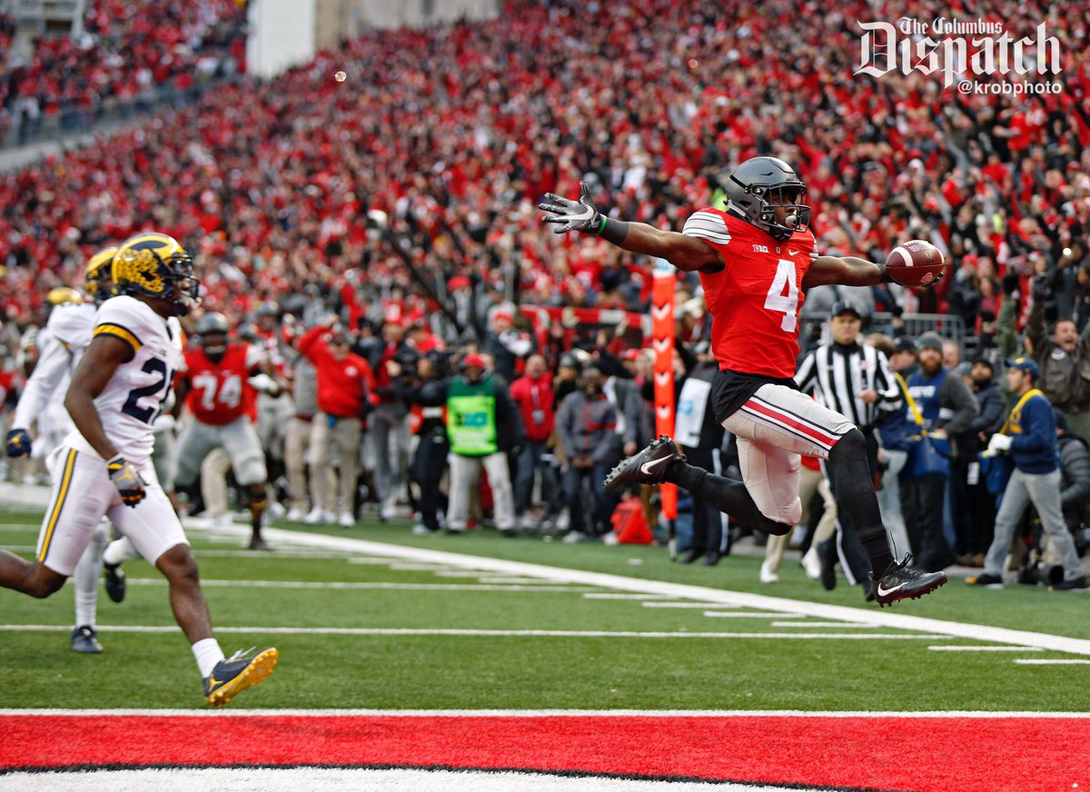 CURT. ZOOM. GAME. #GoBucks #MICHvsOSU