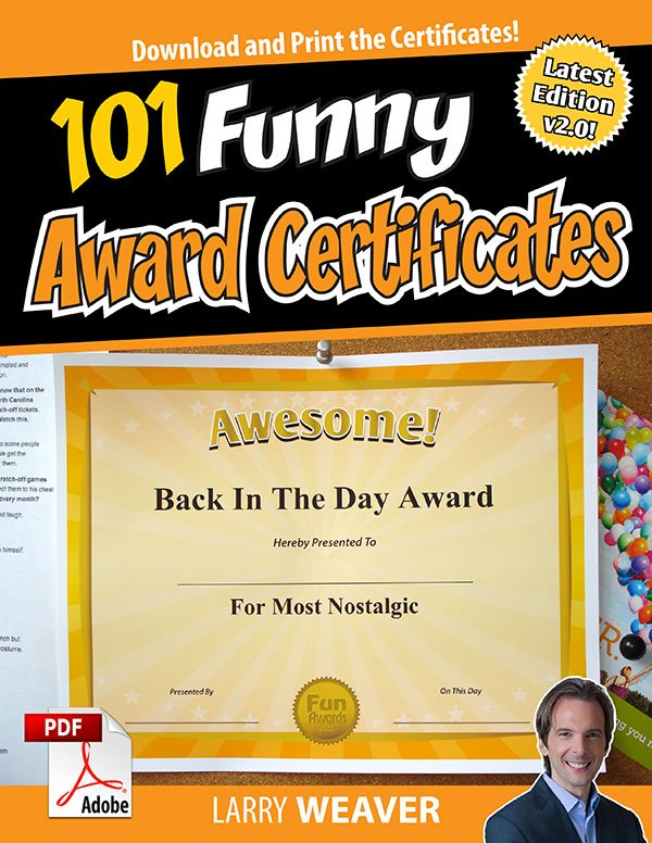 Fun Awards Funawards Twitter