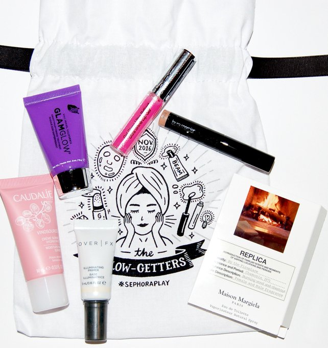 Play! By Sephora Unboxing & Review