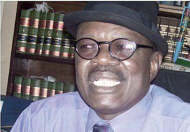 Human rights lawyer, Fred Agbaje is dead. He died on Saturday after an undisclosed ailment in London hospital. His friend/colleague, confirmed his death