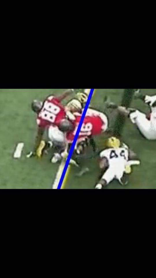 Looks like a first down to me! #MICHvsOSU
