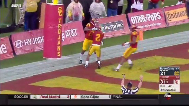 Legendary. Watch @AdoreeKnows' incredible day! #FightOn https://t.co/H45jeR1ofi