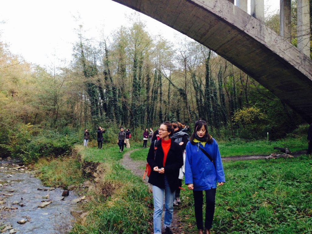 Randonnée periurbaine #bilbao #cassoulet #urbanbat16 @urbanbat https://t.co/5Uxt5CDzGW