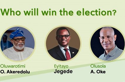 Ondo Decides: LGA by LGA results as announced by INEC