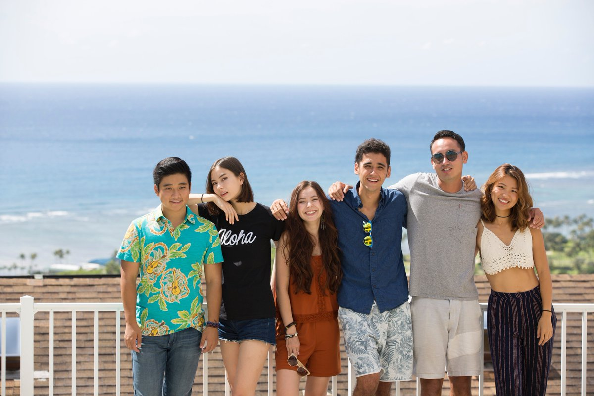 Terrace house th6tv occhan latest news for Terrace house aloha state