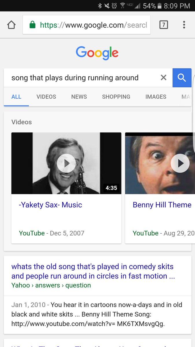 Google v theme song - 0 Replies 1 Retweet 2 Likes