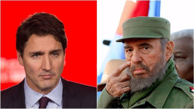 Trudeau faces backlash after Castro tribute https://t.co/T6aw9289w0 https://t.co/Grxh4MQd9B