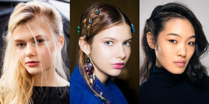 3 Runway Hair Looks to Try This Fall