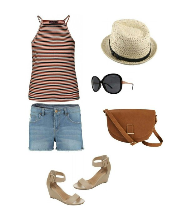 SPRING TO SUMMER OUTFITS / ON A BUDGET