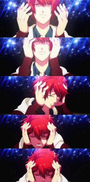 (うたプリ9話のST☆RISHと春ちゃんに幻滅される想像をして 闇堕ちしていく時の音也くんの表情の変化が死ぬほど好きです)