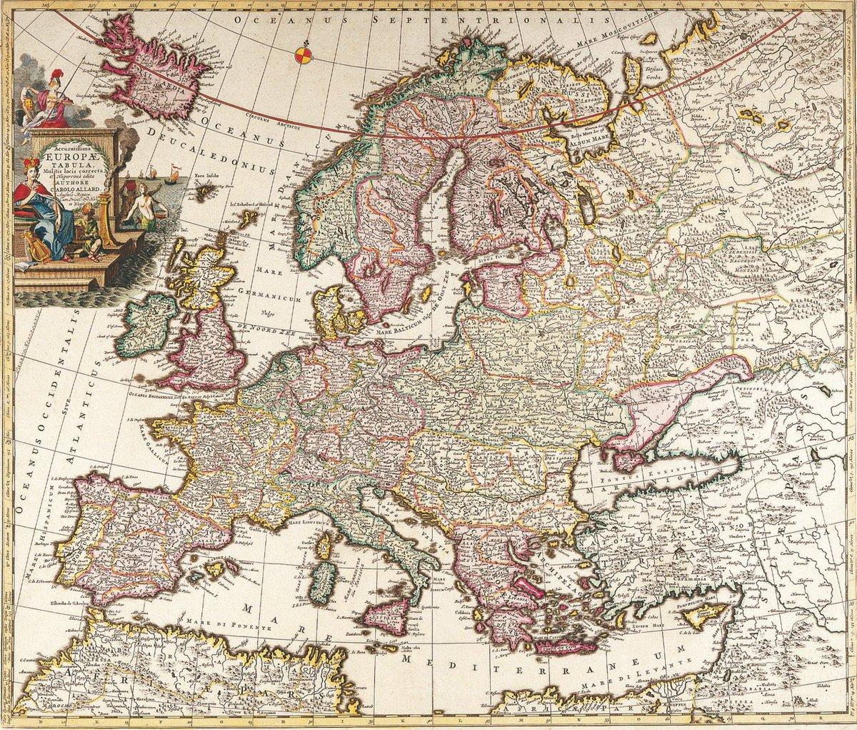 18 век всеобщая история