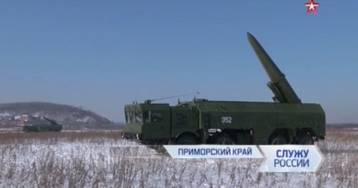إسكندر Iskander-M منظومة القرن 21 الصاروخية CyQoLlVXEAAUZST