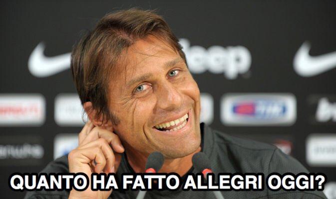 Vignette divertenti sulla sconfitta della Juventus a Genova.