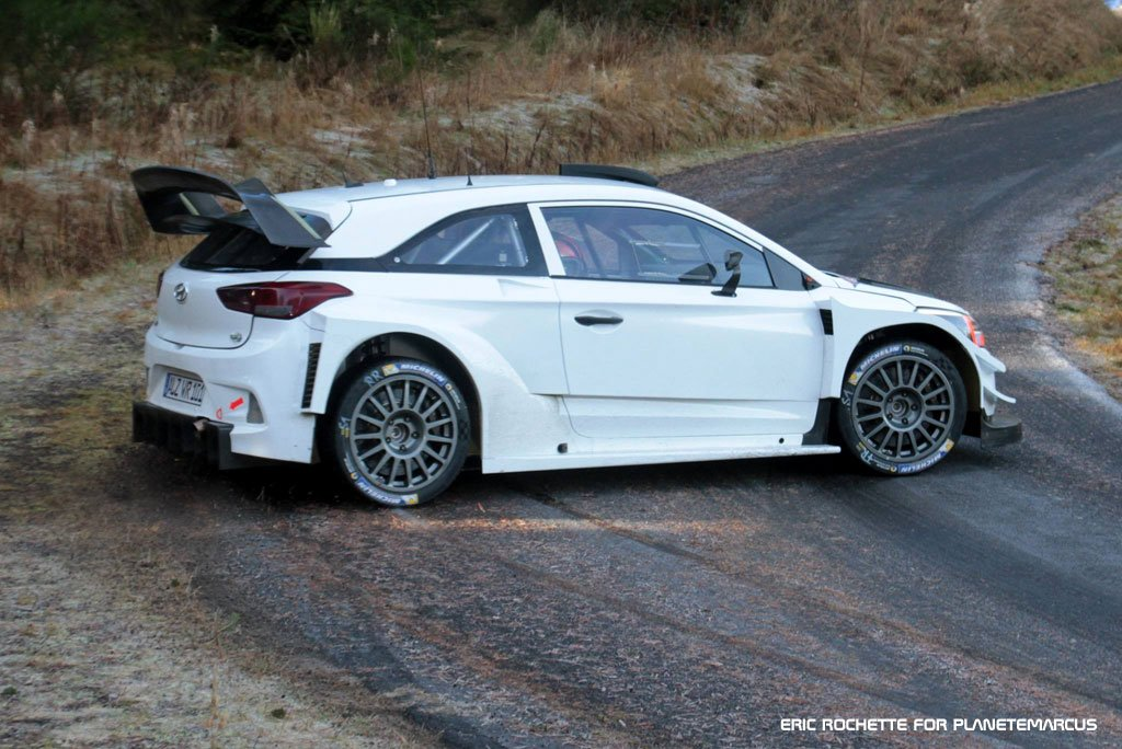#WRC New aero pack for Hyundaï i20Wrc 2017 ➡️ https://t.co/lcrJBgW5jj https://t.co/lAvZsJgTHD