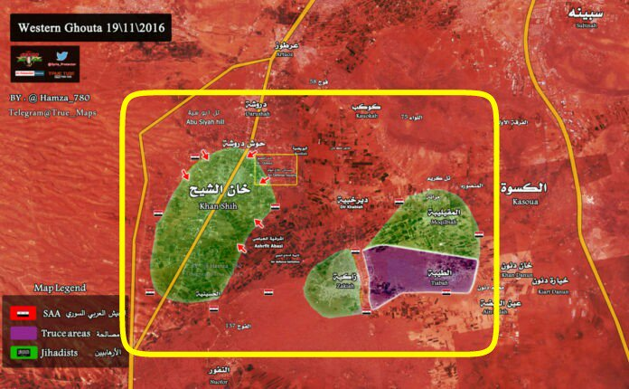 Syrian Civil War: News #10 - Page 20 CyRGQ9WWQAABERJ
