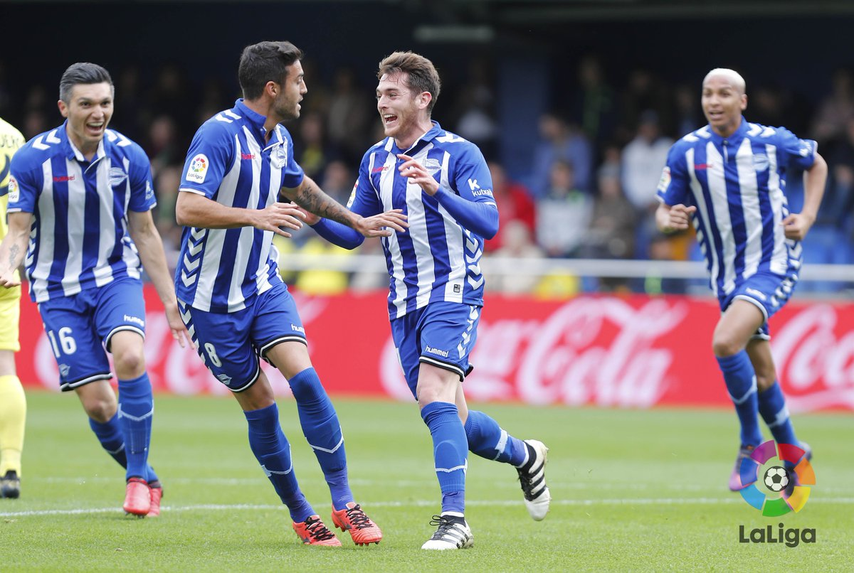 Video: Villarreal vs Deportivo Alaves