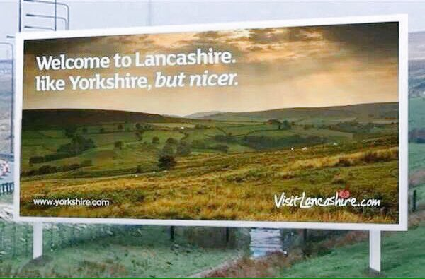 Happy #LancashireDay everyone!