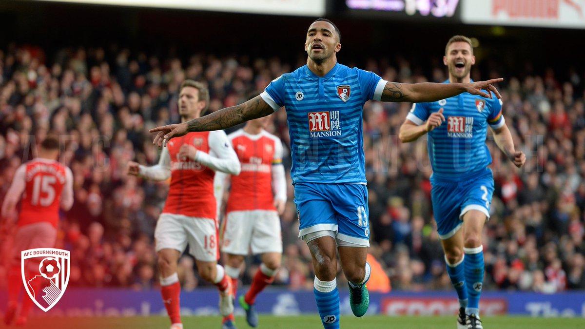 West Ham prepara oferta pelo atacante Callum Wilson, do Bournemouth
