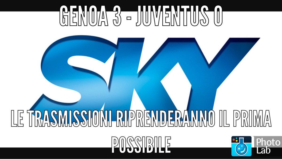 Foto divertente su Genoa Juve 3-1