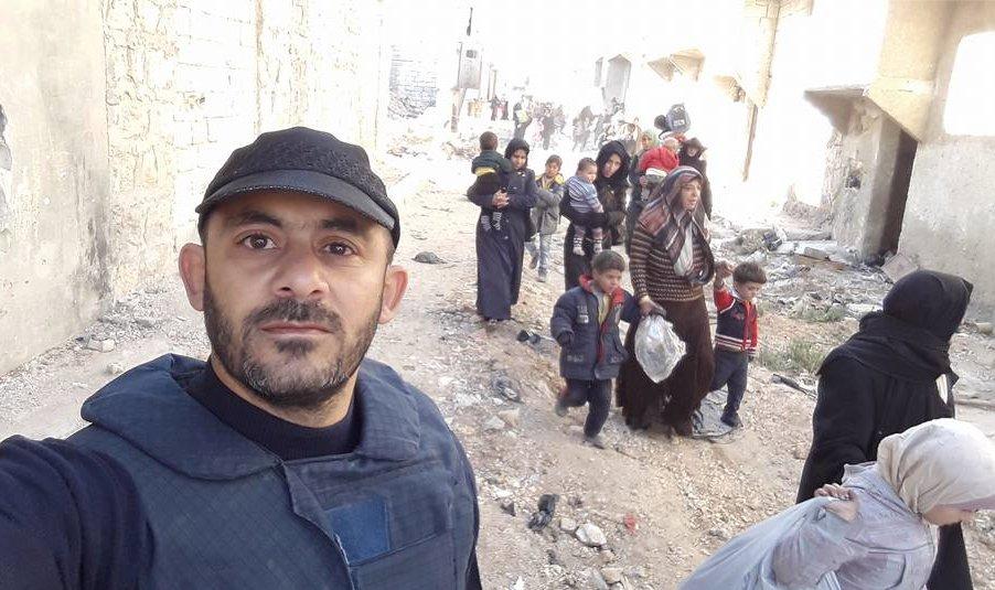 Syrian Civil War: News #10 - Page 20 CyRyg_CWEAEaoQc